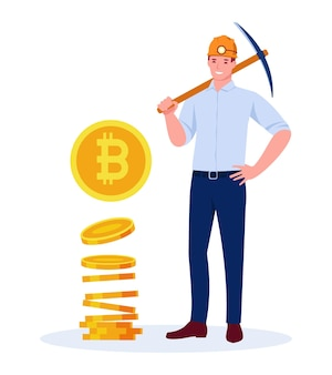 sfondo bitcoin minatore schema valore bitcoin