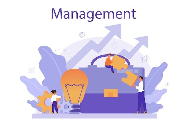 Corso scolastico di formazione manageriale