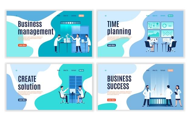 Illustrazione dei siti di strategia di gestione
