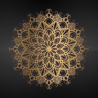 Mandala sfondo, ornamento, sfondo
