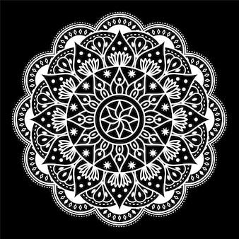 Tatuaggio di mandala