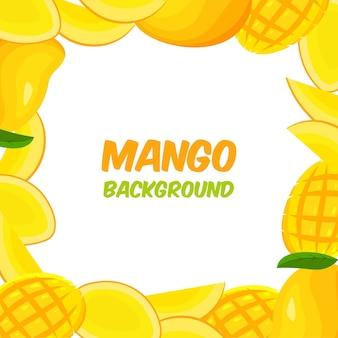 Cornice di mango
