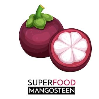 Icona del mangostano.