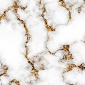 Design della trama in marmo con linee astratte dorate