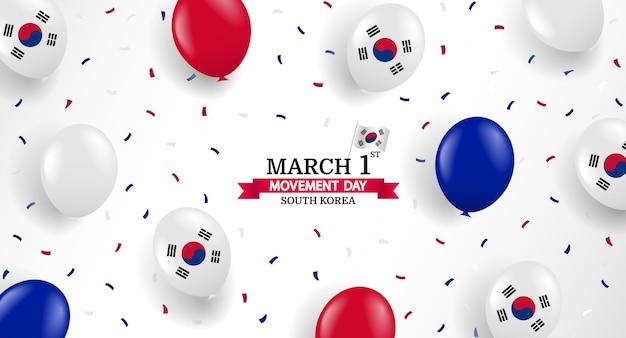 1 marzo giornata del movimento in corea del sud