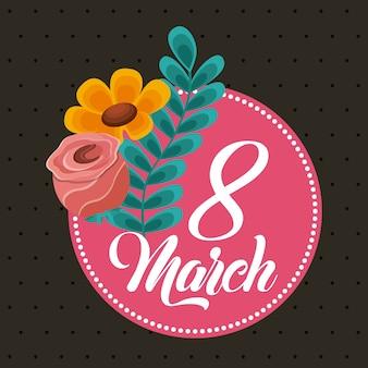 8 marzo giornata internazionale delle donne