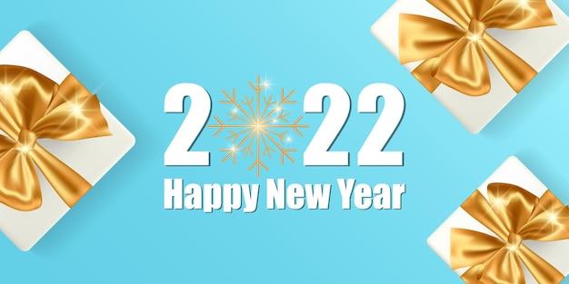 Buon natale e felice anno nuovo card. bandiera di natale.