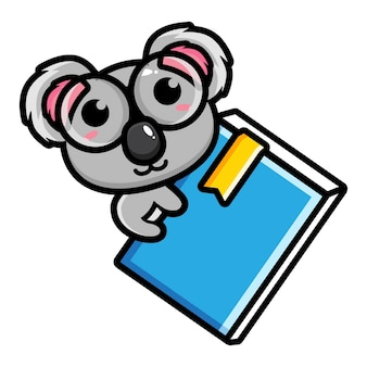 Design mascotte di simpatico personaggio panda