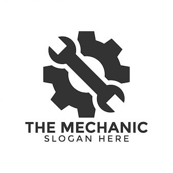 Icona di strumenti di meccanico