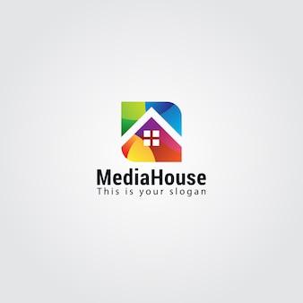 Logo media house