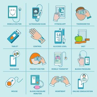 Collezione dispositivi medici