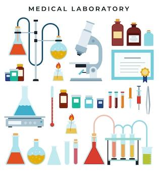 Apparecchiature mediche diagnostiche o scientifiche di laboratorio