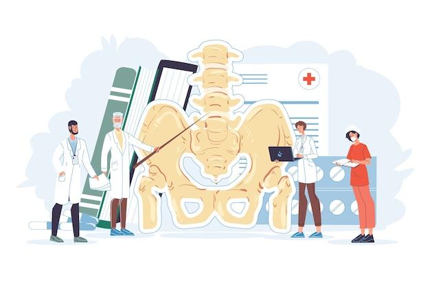 Trattamento medico per traumatologia ortopedica
