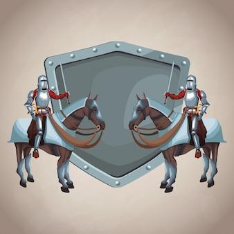 Emblema dell'esercito medievale