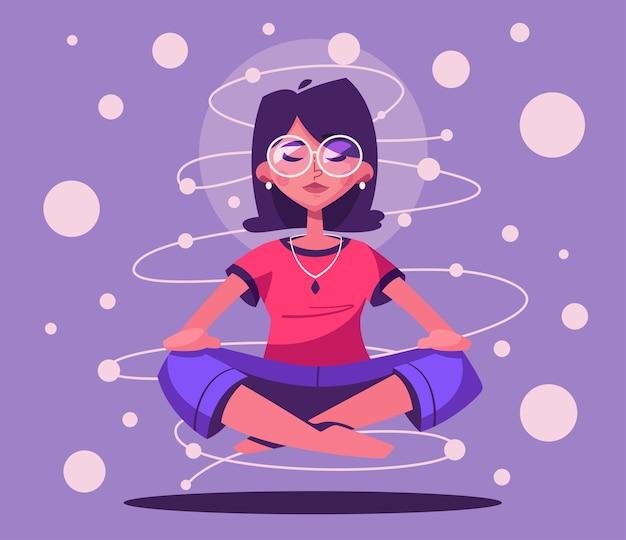 Benefici per la salute della meditazione per il corpo e la mente