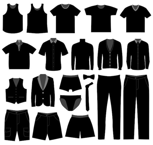 Usura del panno della camicia dell'abbigliamento maschile dell'uomo dell'uomo.