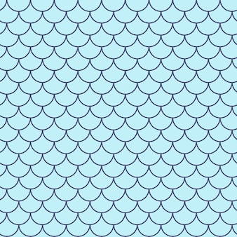 Reticolo senza giunte della coda di sirena. texture della pelle di pesce. sfondo coltivabile per tessuto da ragazza, design tessile, carta da imballaggio, costumi da bagno o carta da parati. fondo porpora della coda della sirena con la scala di pesce sott'acqua.