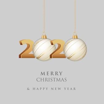 Buon natale e felice anno nuovo, 2020
