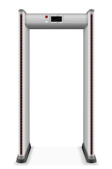 Scanner per metal detector