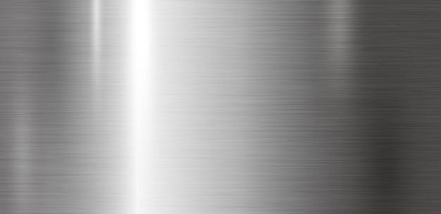 Fondo di struttura del metallo con l'illustrazione di vettore dello spazio della copia