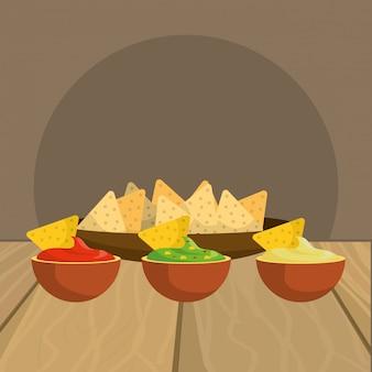Gastronomia messicana