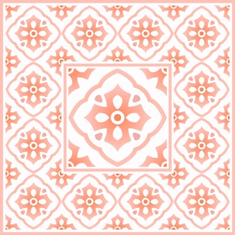Talavera messicana, motivo a piastrelle vintage, motivi marocchini con colori,