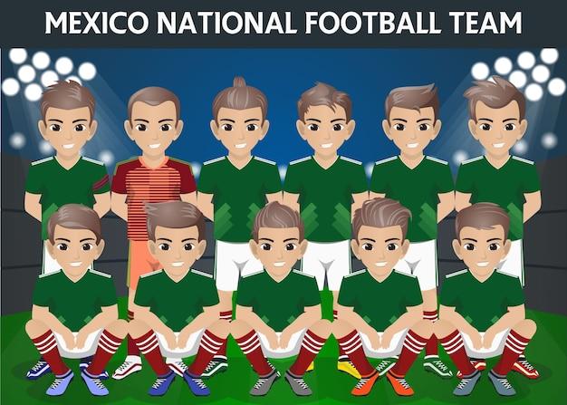 Squadra nazionale di calcio del messico