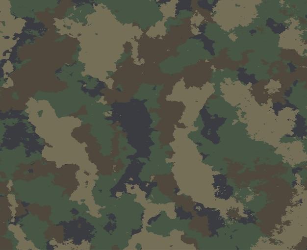 Disegno di sfondo mimetico militare