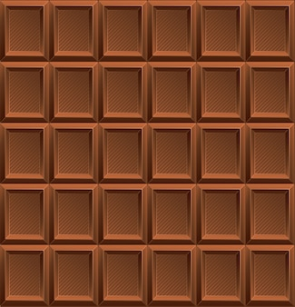 Struttura moderna del fondo del cioccolato al latte