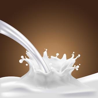 Schizzi di latte