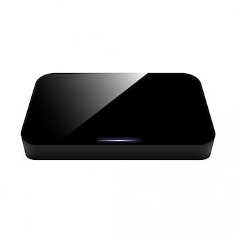 Icona del computer mini pc tv box
