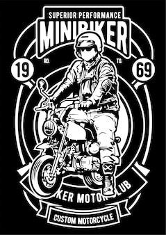 Minibiker