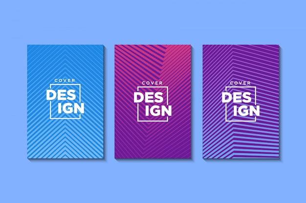 Design minimale delle copertine