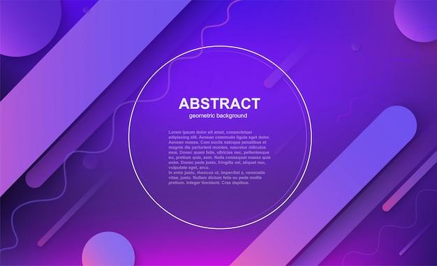 Modello minimo di affari geometrici con composizione di forme