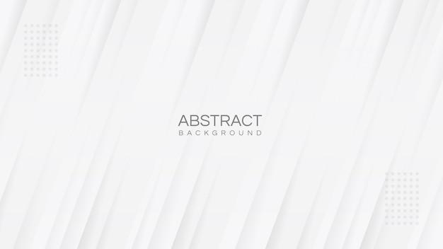 Sfondo minimalista astratto bianco elegante business con strisce diagonali moderne minimal