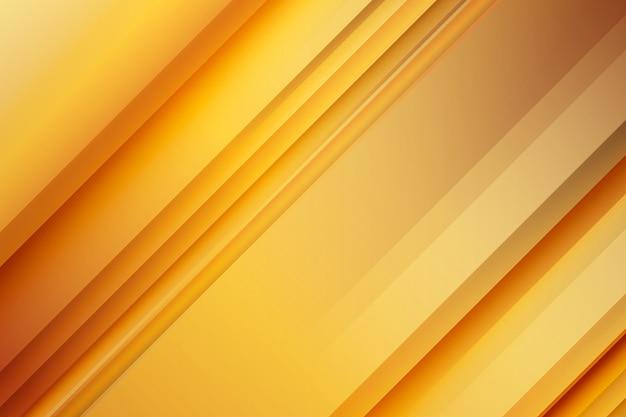 Sfondo di lusso dorato minimalista