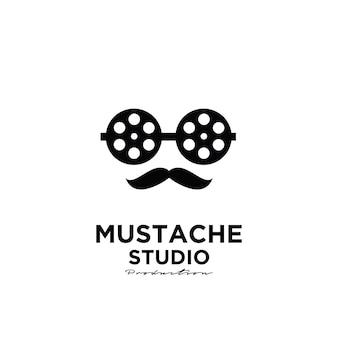 Mister film logo vintage