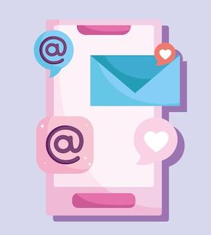 App di posta elettronica mobile