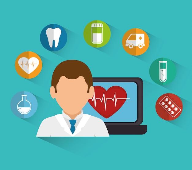 Progettazione della salute mobile