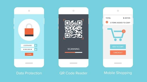 Interfaccia utente mobile