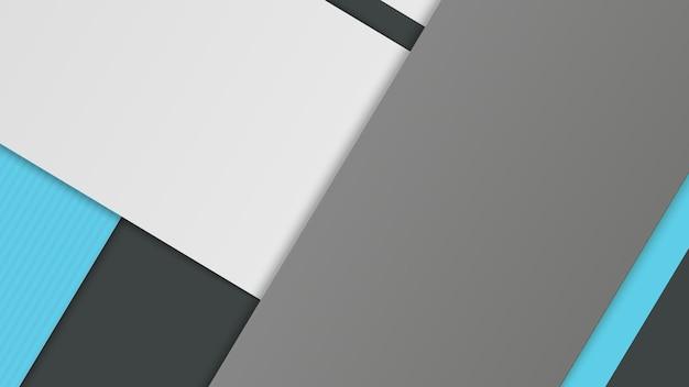 Fondo di progettazione materiale astratto moderno 4k. modello in stile carta per il design