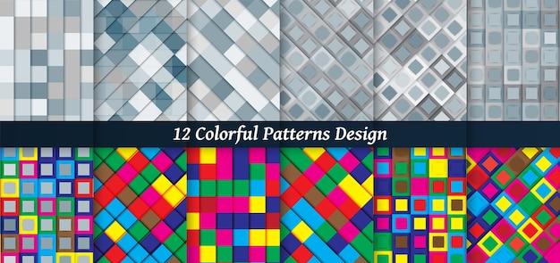 Moderno sfondo astratto in colore colorato. modello per la presentazione.