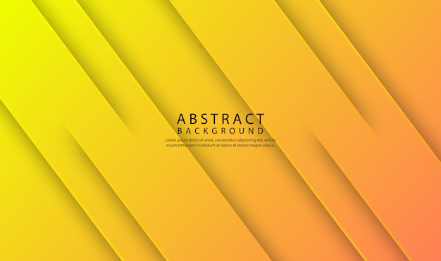 Priorità bassa geometrica astratta moderna con gradiente dinamico