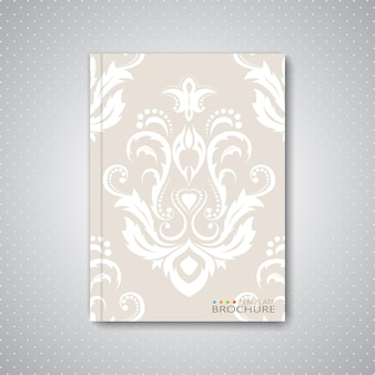 Layout del modello astratto moderno per brochure, riviste, flyer, opuscoli, copertina o report