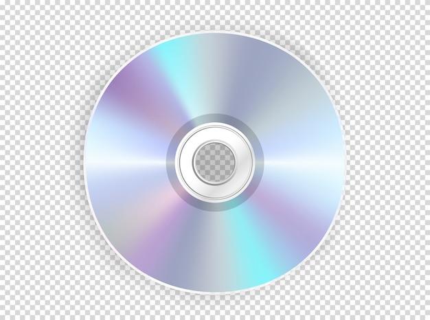 Compact disc moderno