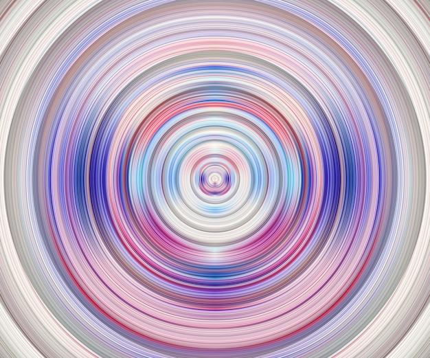 Linee curve moderne colore sfumato liquido