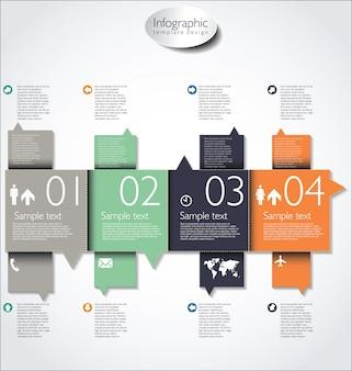 Layout di design moderno
