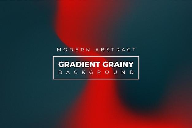 Sfondo astratto moderno sfumato granuloso alla moda