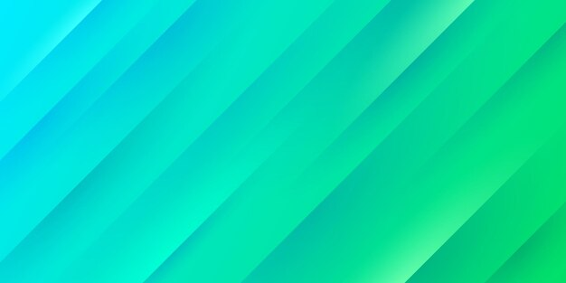 Sfondo sfumato moderno azzurro e verde con linee e trama a strisce diagonali.