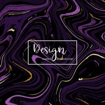 Design moderno in marmo per invito